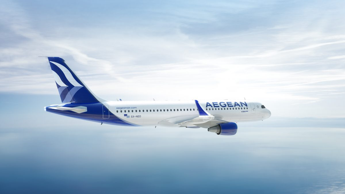 Aegean Airlines on COVID-19 Recovery and How to Adapt to Today's Traveller